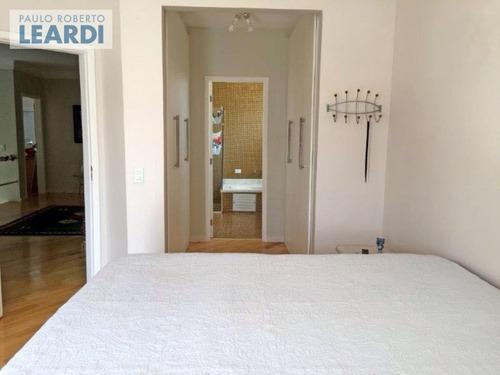 casa em condomínio alphaville - santana de parnaíba - ref: 495679