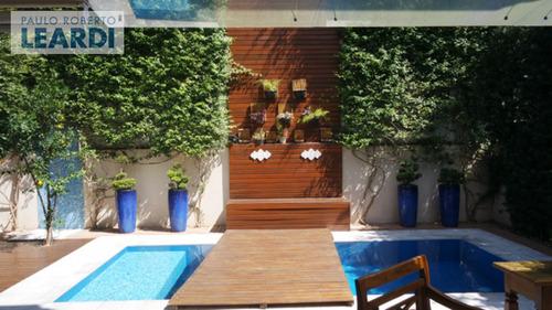 casa em condomínio alphaville - santana de parnaíba - ref: 495816