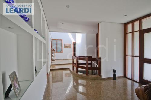 casa em condomínio alphaville - santana de parnaíba - ref: 496032