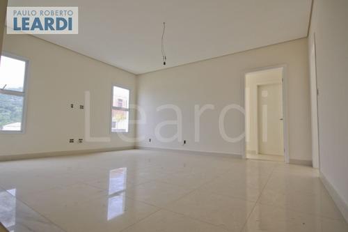 casa em condomínio alphaville - santana de parnaíba - ref: 496044