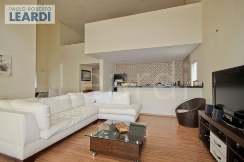 casa em condomínio alphaville - santana de parnaíba - ref: 496076