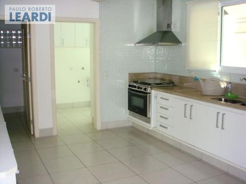 casa em condomínio alphaville - santana de parnaíba - ref: 496215