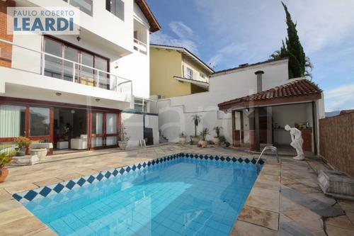 casa em condomínio alphaville - santana de parnaíba - ref: 496513