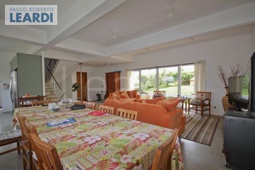 casa em condomínio alphaville - santana de parnaíba - ref: 496599