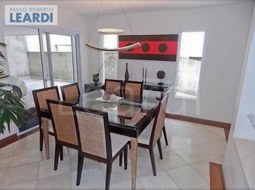 casa em condomínio alphaville - santana de parnaíba - ref: 496859