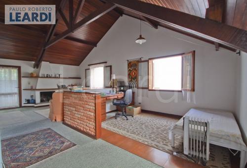 casa em condomínio alphaville - santana de parnaíba - ref: 497014