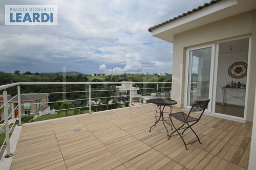 casa em condomínio alphaville - santana de parnaíba - ref: 497166