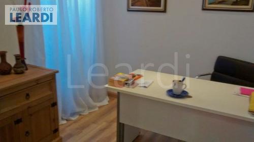 casa em condomínio alphaville - santana de parnaíba - ref: 497168