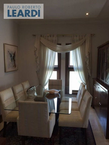 casa em condomínio alphaville - santana de parnaíba - ref: 497246