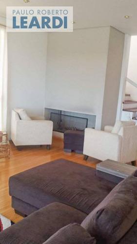 casa em condomínio alphaville - santana de parnaíba - ref: 497410