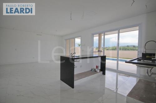 casa em condomínio alphaville - santana de parnaíba - ref: 497531