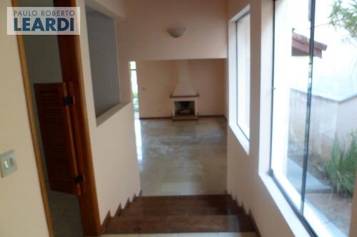 casa em condomínio alphaville - santana de parnaíba - ref: 498162