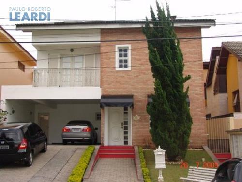 casa em condomínio alphaville - santana de parnaíba - ref: 498206