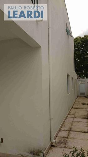 casa em condomínio alphaville - santana de parnaíba - ref: 498475