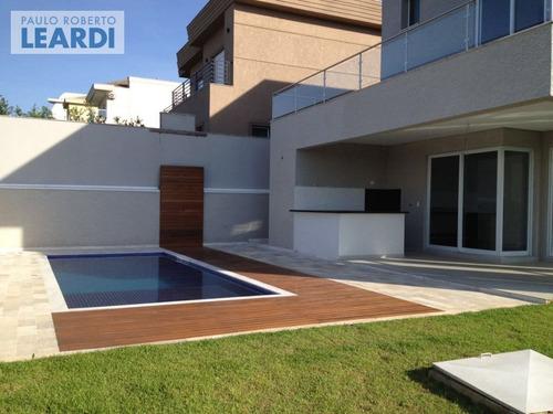 casa em condomínio alphaville - santana de parnaíba - ref: 500007