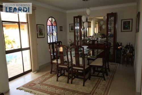 casa em condomínio alphaville - santana de parnaíba - ref: 500418