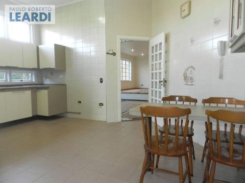 casa em condomínio alphaville - santana de parnaíba - ref: 503009