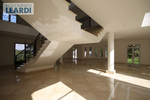 casa em condomínio alphaville - santana de parnaíba - ref: 506245