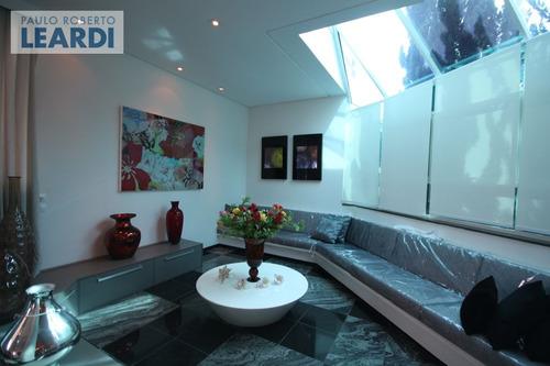 casa em condomínio alphaville - santana de parnaíba - ref: 507968