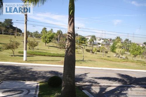 casa em condomínio alphaville - santana de parnaíba - ref: 509766