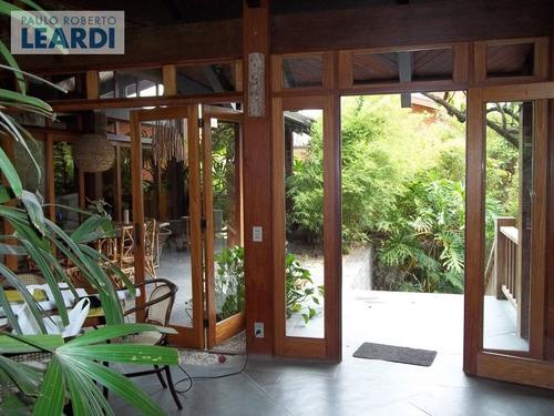 casa em condomínio alphaville - santana de parnaíba - ref: 517136