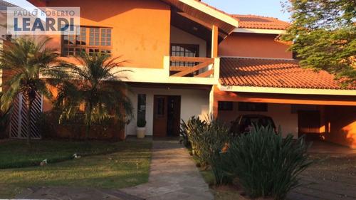 casa em condomínio alphaville - santana de parnaíba - ref: 520446