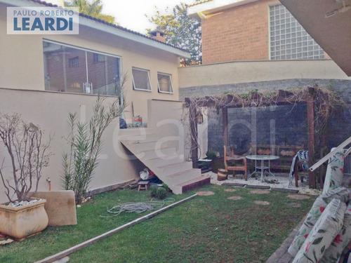 casa em condomínio alphaville - santana de parnaíba - ref: 525145
