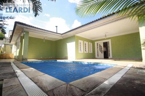 casa em condomínio alphaville - santana de parnaíba - ref: 534799