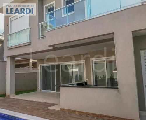 casa em condomínio alphaville - santana de parnaíba - ref: 538308