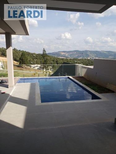 casa em condomínio alphaville - santana de parnaíba - ref: 538770