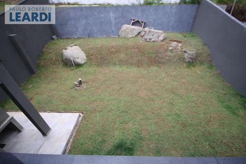 casa em condomínio alphaville - santana de parnaíba - ref: 540983