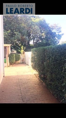 casa em condomínio alphaville - santana de parnaíba - ref: 541259