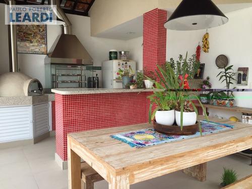 casa em condomínio alphaville - santana de parnaíba - ref: 545921