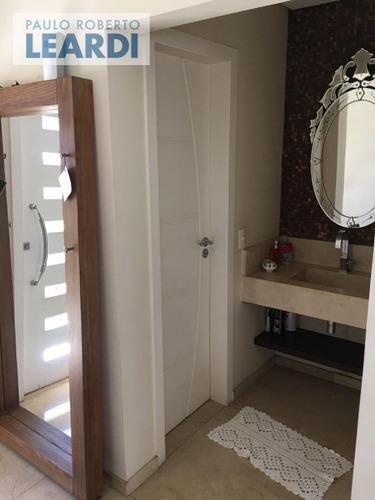 casa em condomínio alphaville - santana de parnaíba - ref: 548045