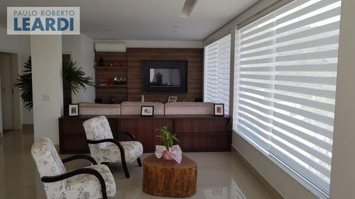 casa em condomínio alphaville - santana de parnaíba - ref: 549310