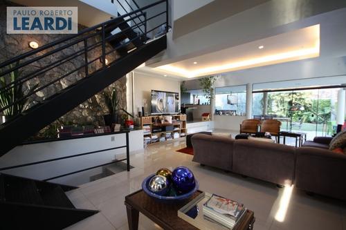 casa em condomínio alphaville - santana de parnaíba - ref: 550052