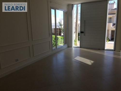 casa em condomínio alphaville - santana de parnaíba - ref: 550873
