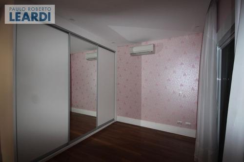 casa em condomínio alphaville - santana de parnaíba - ref: 551201
