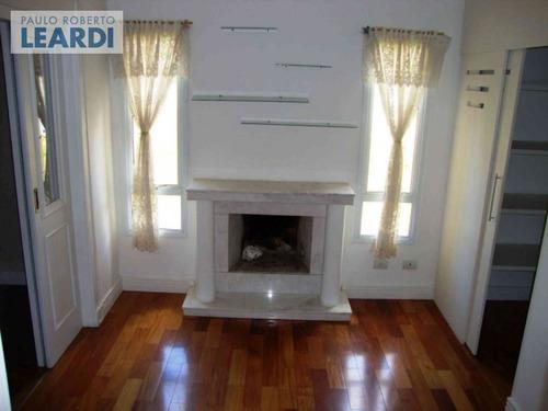 casa em condomínio alphaville - santana de parnaíba - ref: 551904