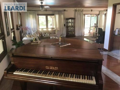 casa em condomínio alphaville - santana de parnaíba - ref: 553431