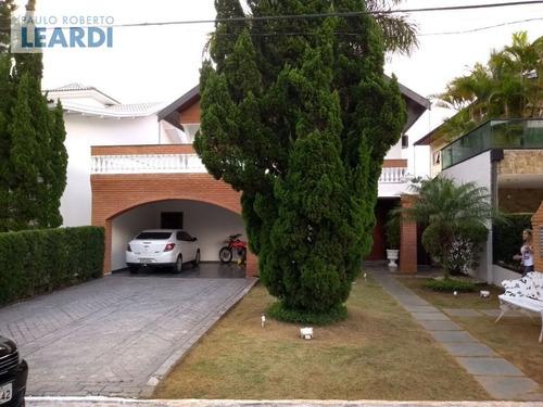 casa em condomínio alphaville - santana de parnaíba - ref: 553717