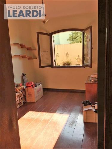 casa em condomínio alphaville - santana de parnaíba - ref: 553851