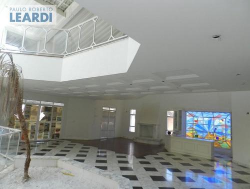 casa em condomínio alphaville - santana de parnaíba - ref: 555230