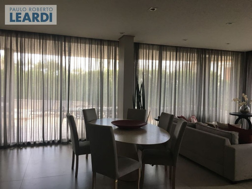 casa em condomínio alphaville - santana de parnaíba - ref: 555470