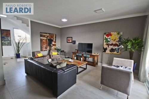 casa em condomínio alphaville - santana de parnaíba - ref: 557675
