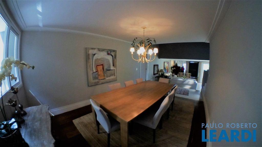 casa em condomínio - alphaville - sp - 525045