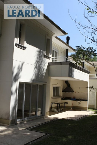 casa em condomínio alto da boa vista  - são paulo - ref: 426758