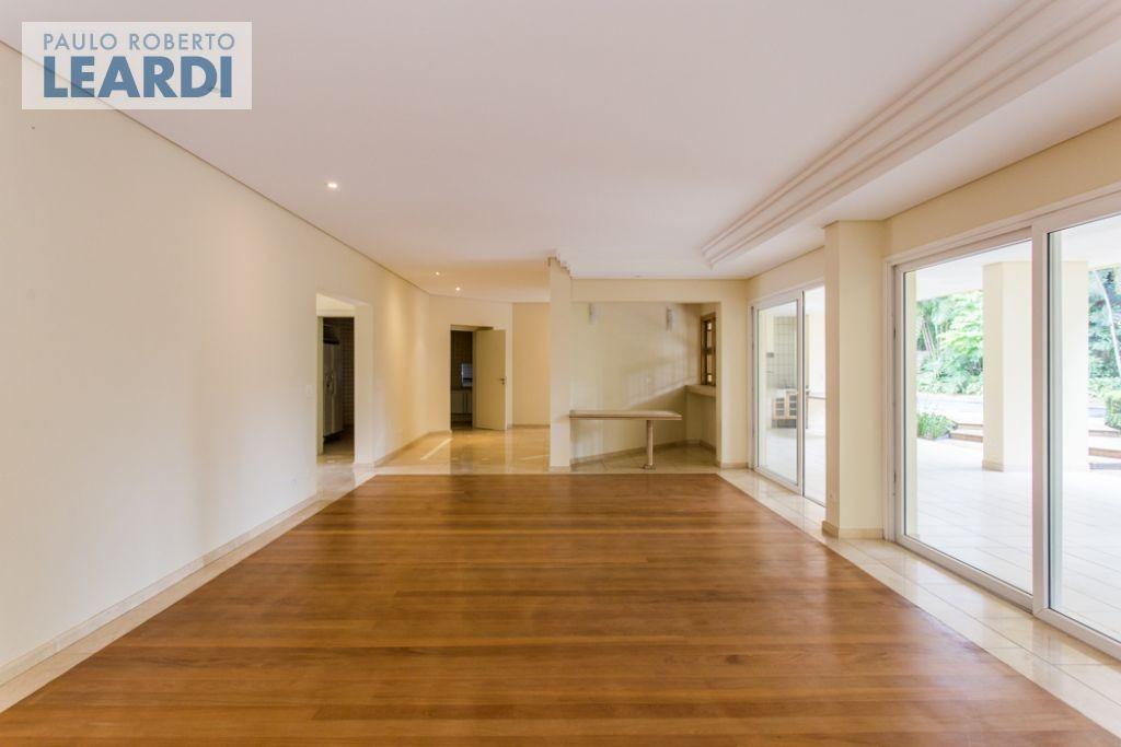 casa em condomínio alto da boa vista  - são paulo - ref: 433549