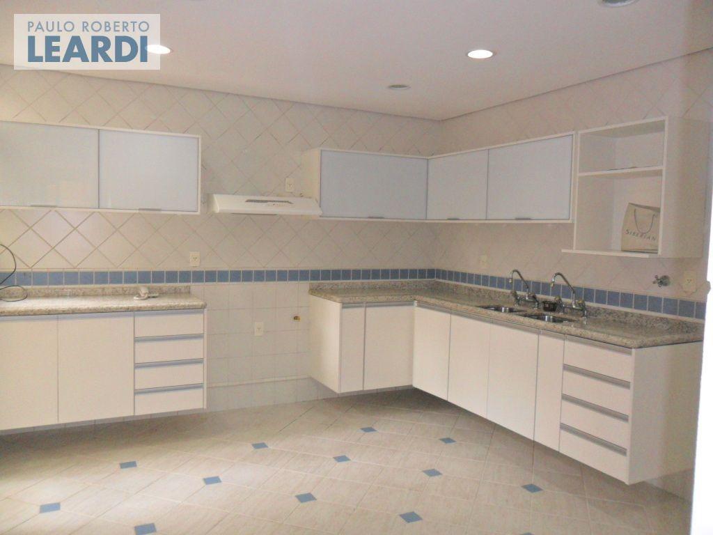 casa em condomínio alto da boa vista  - são paulo - ref: 442530