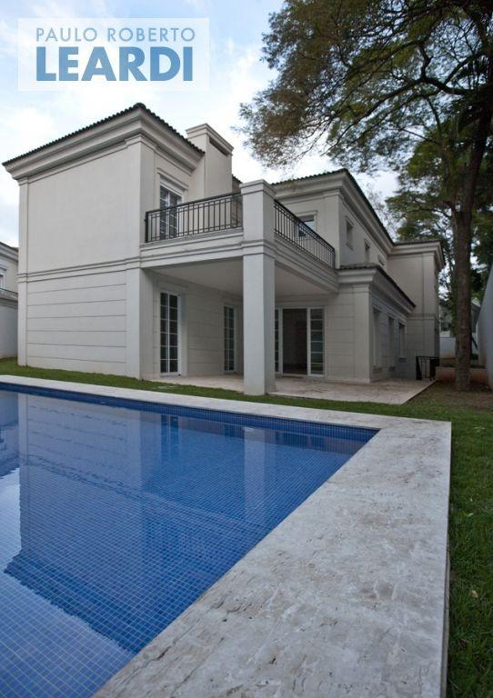 casa em condomínio alto da boa vista  - são paulo - ref: 470541
